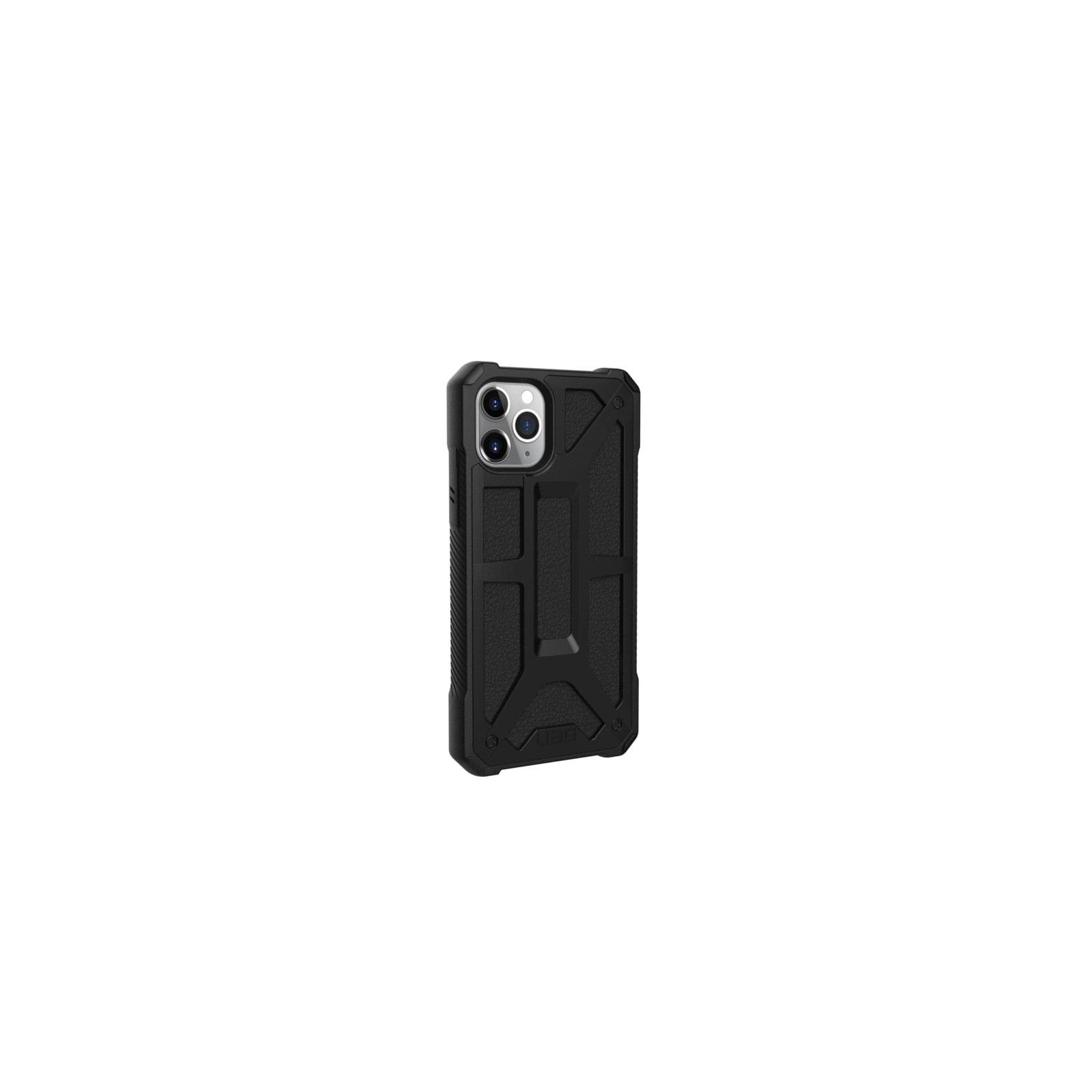 Чехол для моб. телефона Uag iPhone 11 Pro Monarch, Black (111701114040) изображение 2