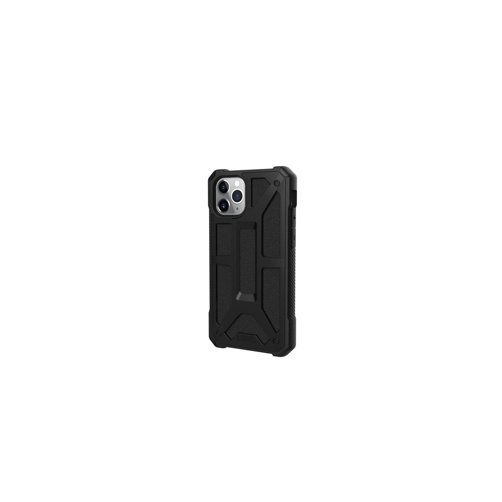 Чехол для моб. телефона Uag iPhone 11 Pro Monarch, Black (111701114040) изображение 3