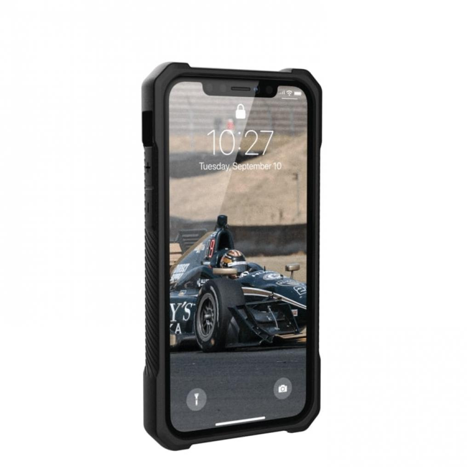 Чехол для моб. телефона Uag iPhone 11 Pro Monarch, Black (111701114040) изображение 5