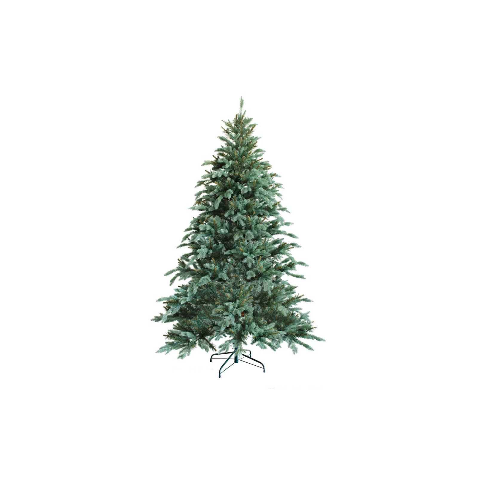 Искусственная елка YES! Fun Ситхинская голубая 2,10 м литая (903536)