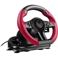 Руль Speedlink Trailblazer Racing Wheel PC/Xbox One/PS3/PS4 Black/Red (SL-450500-BK)