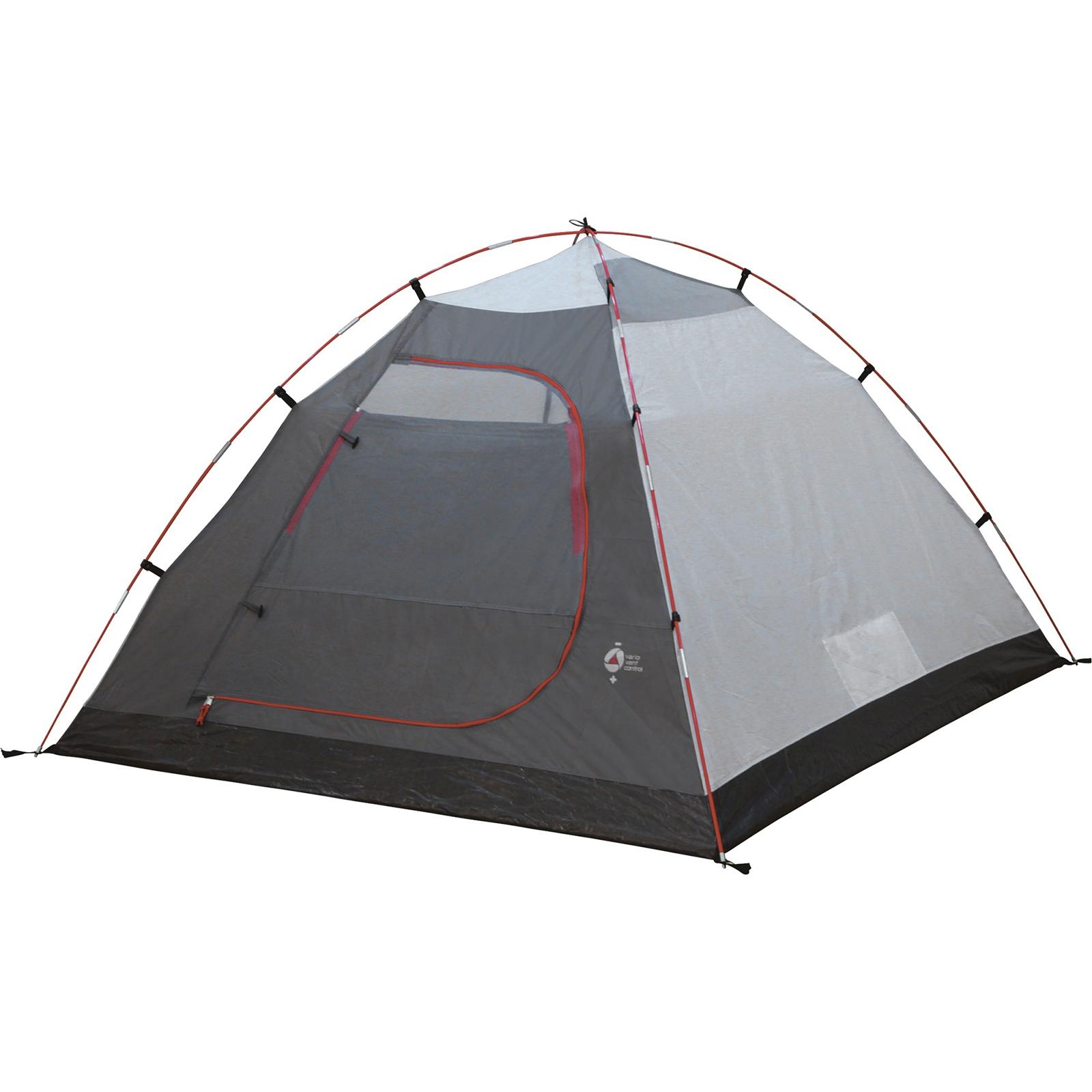 Палатка High Peak Nevada 4 Dark Grey/Red (926274) изображение 3