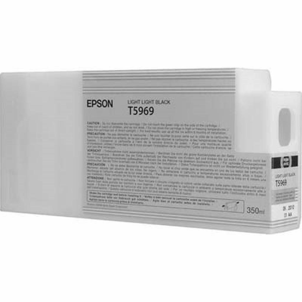 Картридж EPSON St Pro 7900/9900 light light black (C13T596900)