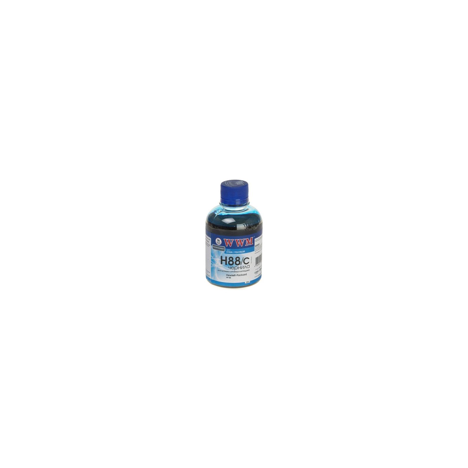 Чернила WWM HP №88 Cyan (H88/C)