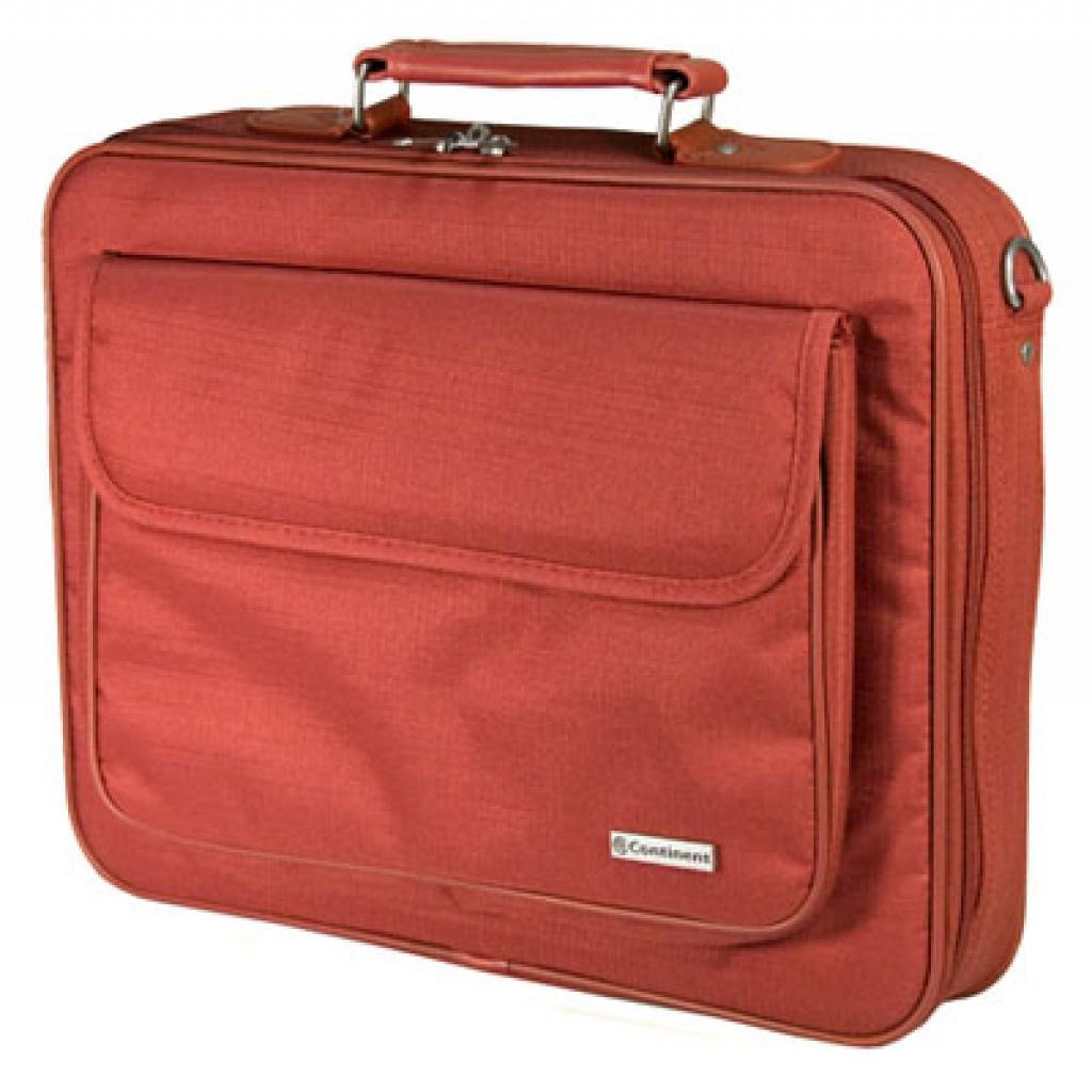 Сумка для ноутбука Continent 15.6 CC-03 Red (CC-03 Red)