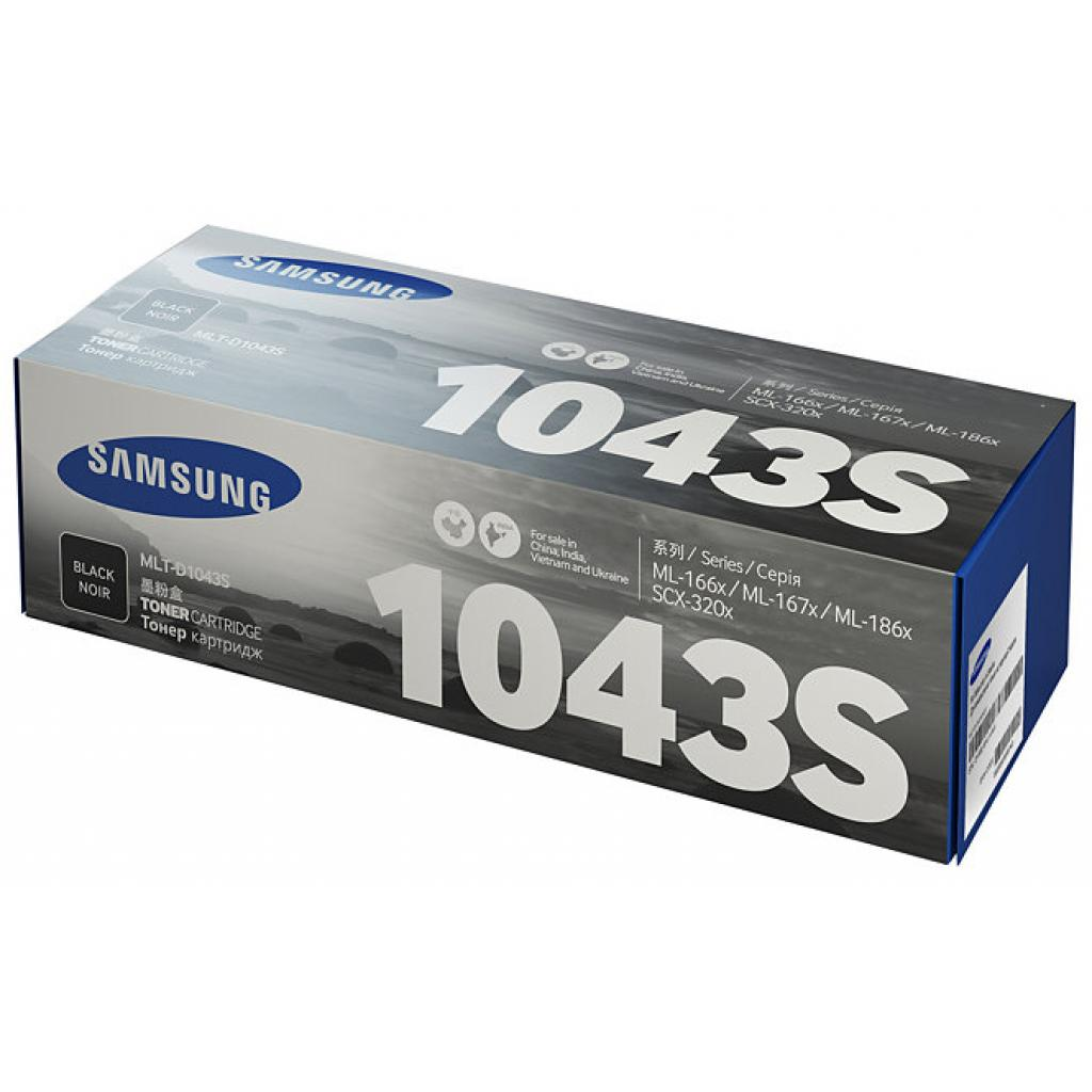 Картридж Samsung ML-1661/1665/1671/1673/1674/1676/1861/1864/1865/1866 SCX3210 (MLT-D1043S) изображение 2