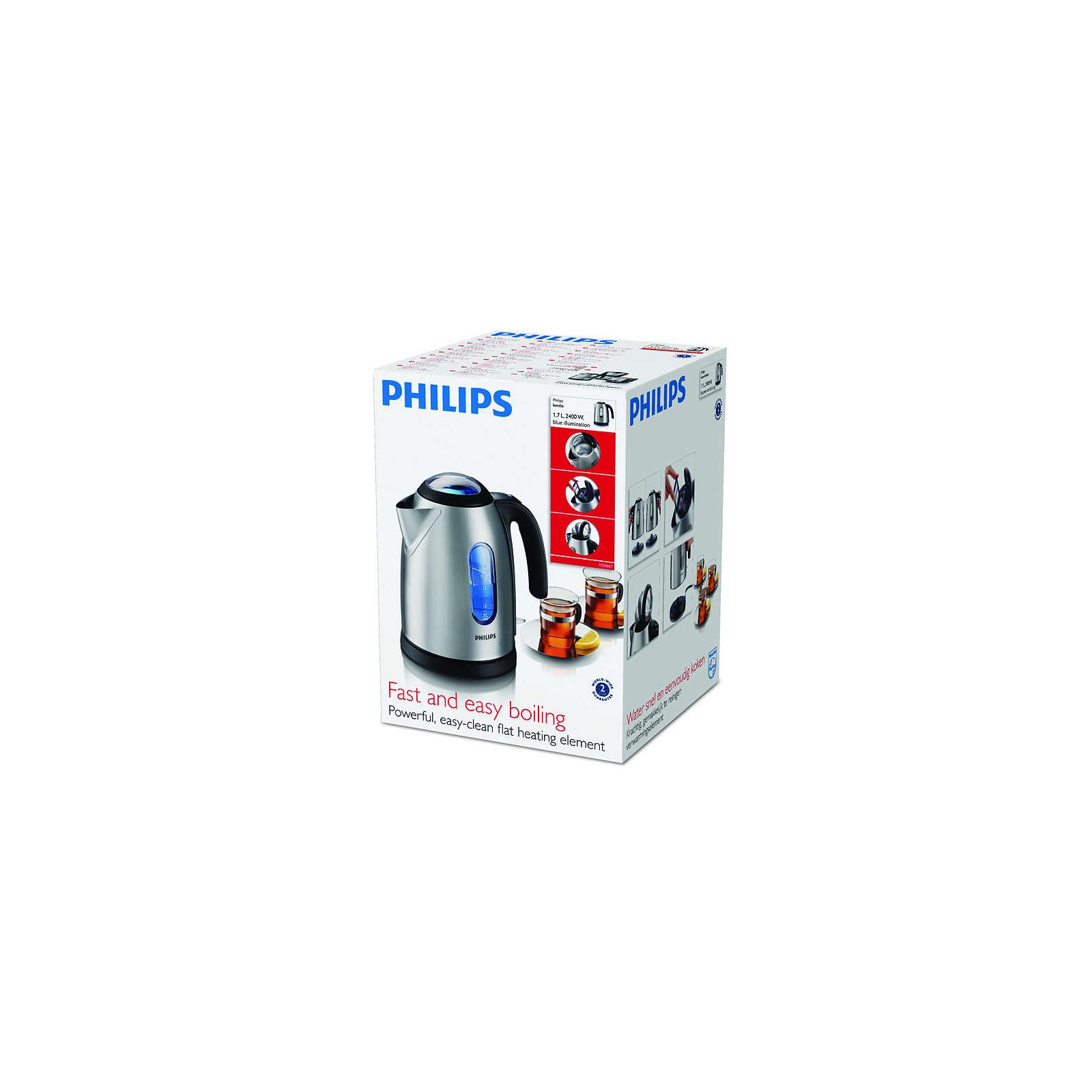 Электрочайник PHILIPS HD 4667/20 (HD4667/20) изображение 4