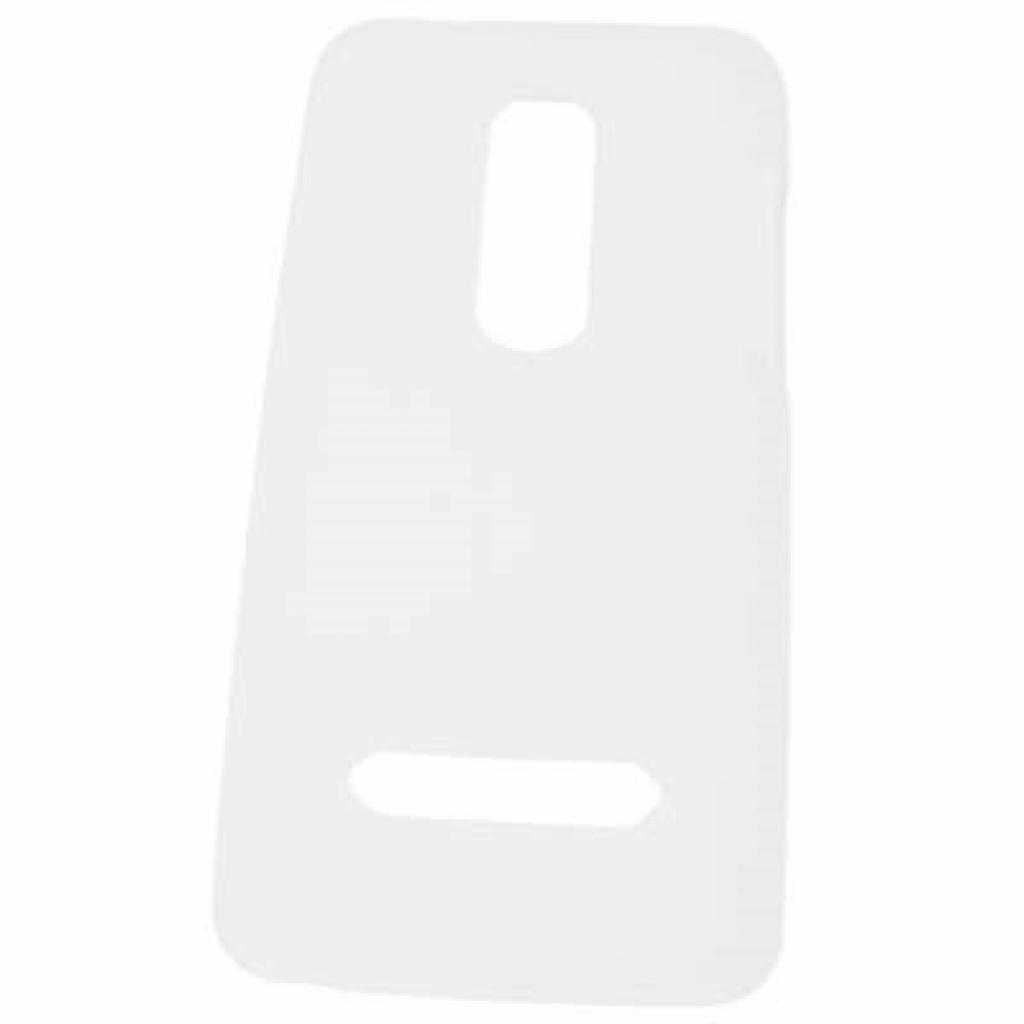 Чехол для моб. телефона Drobak для Nokia 206 /Elastic PU/White (216375)