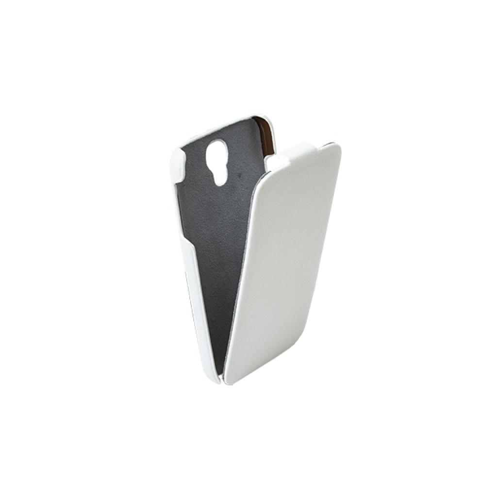 Чехол для моб. телефона Drobak для Samsung I9500 Galaxy S4 /Business-flip White (215246) изображение 2