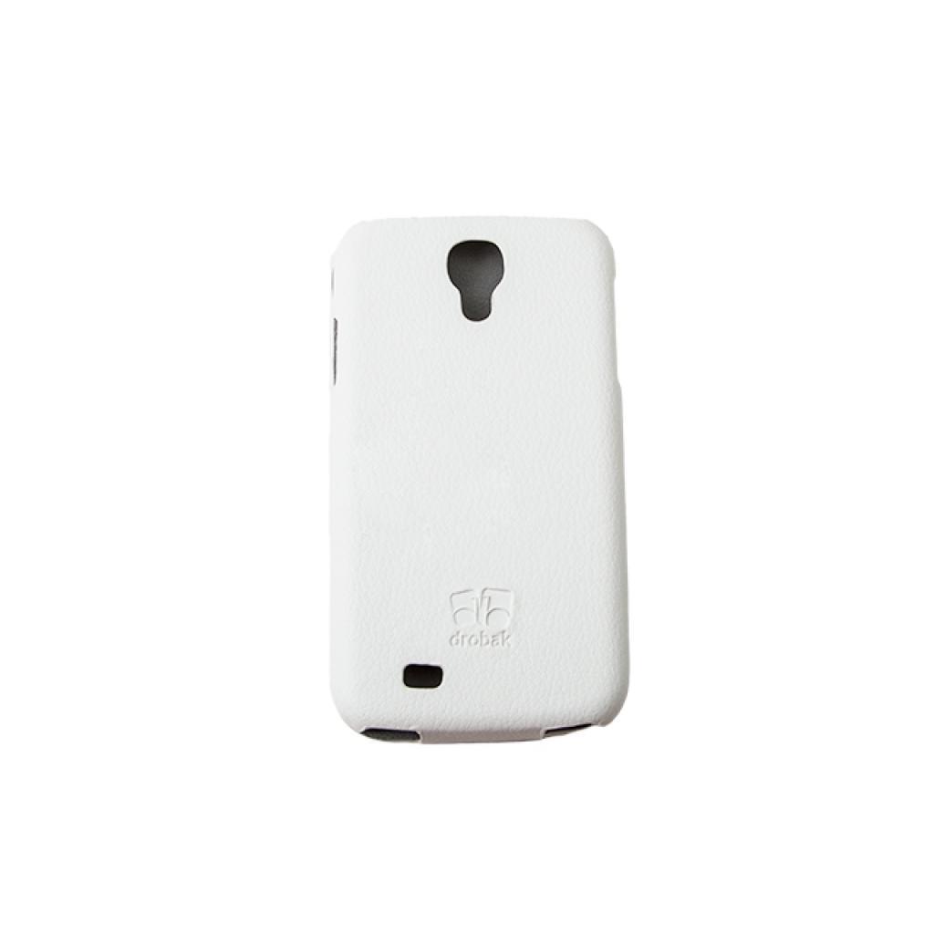 Чехол для моб. телефона Drobak для Samsung I9500 Galaxy S4 /Business-flip White (215246) изображение 3