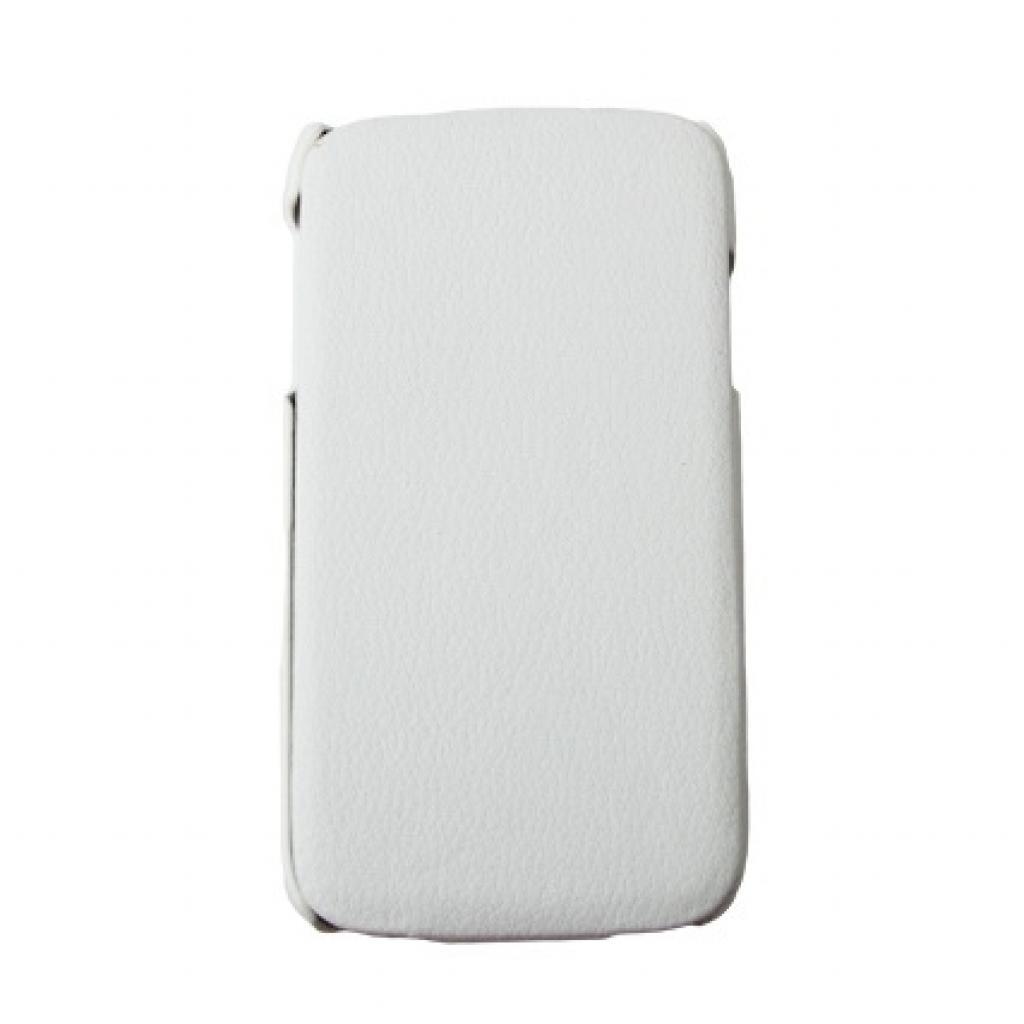 Чехол для моб. телефона Drobak для Samsung I9500 Galaxy S4 /Business-flip White (215246)