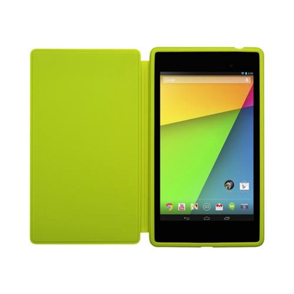 Чехол для планшета ASUS Nexus 7 2013 TRAVEL COVER V2 GREEN (90-XB3TOKSL001T0-) изображение 3