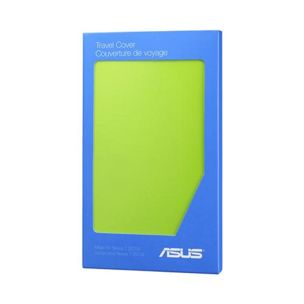 Чехол для планшета ASUS Nexus 7 2013 TRAVEL COVER V2 GREEN (90-XB3TOKSL001T0-) изображение 7