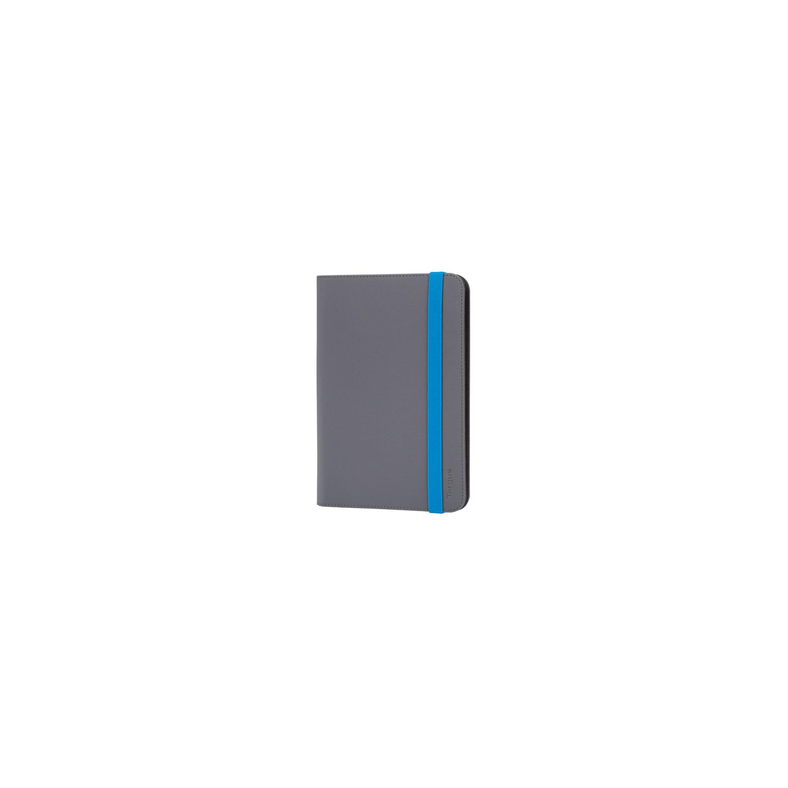 """Чехол для планшета Targus 7-8"""" Universal GRAY book (THZ338EU) изображение 4"""