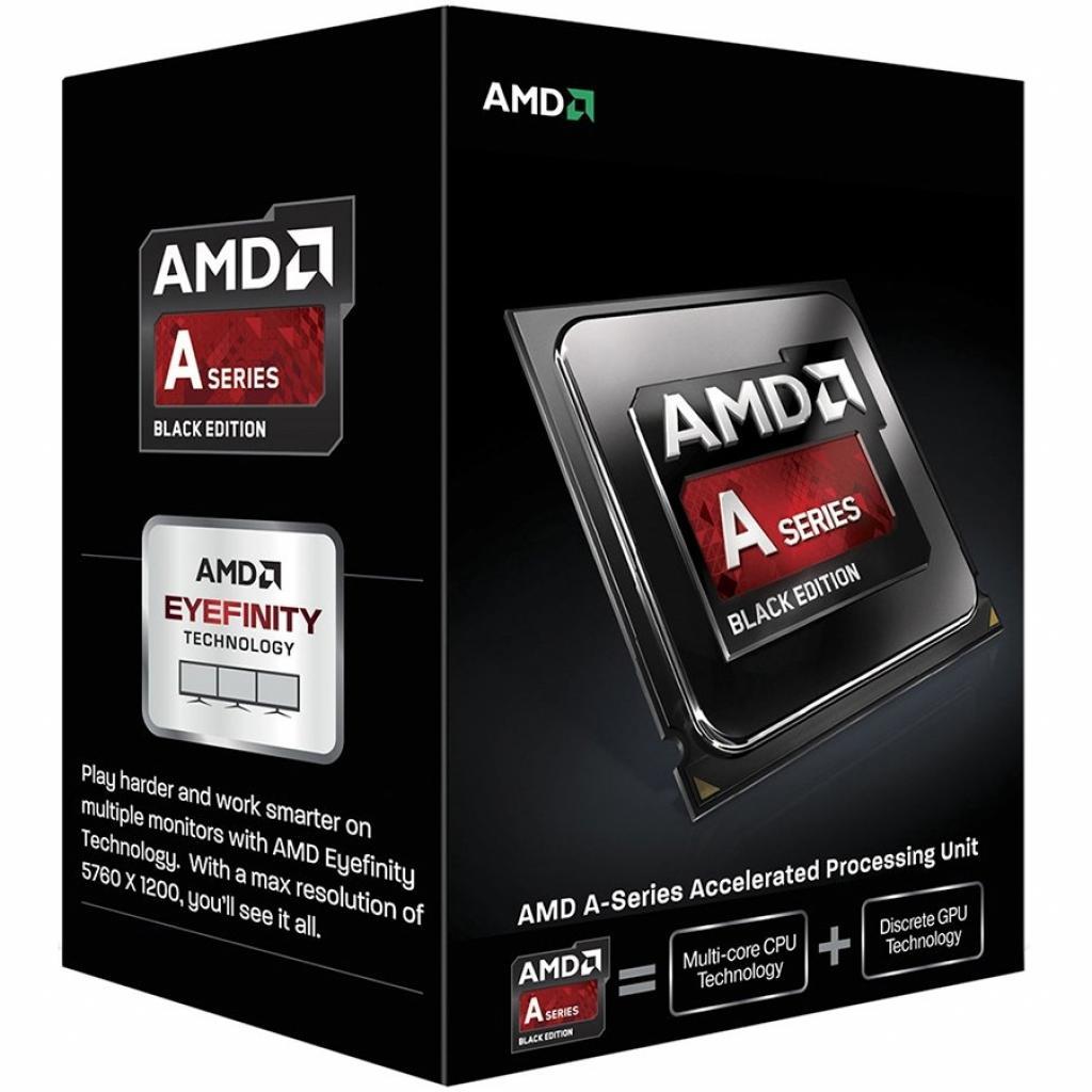 Процессор AMD A10-6790K X4 (AD679KWOHLBOX)