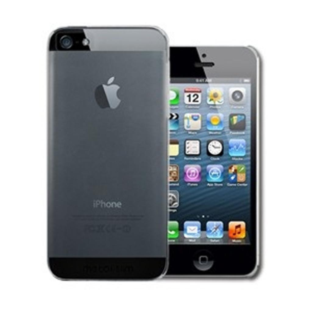 Чехол для моб. телефона Metal-Slim App iPh 5S /ExtremelySlim White (C-A0002MY0002)