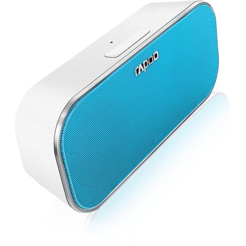 Акустическая система Rapoo A500 Blue Bluetooth изображение 2