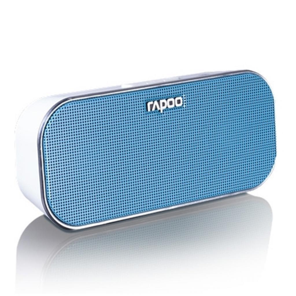Акустическая система Rapoo A500 Blue Bluetooth