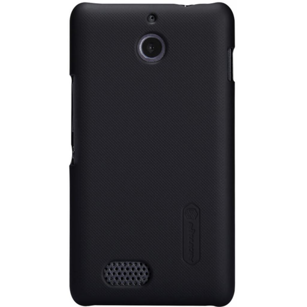 Чехол для моб. телефона NILLKIN для Sony Xperia E1 /Super Frosted Shield/Black (6147166)