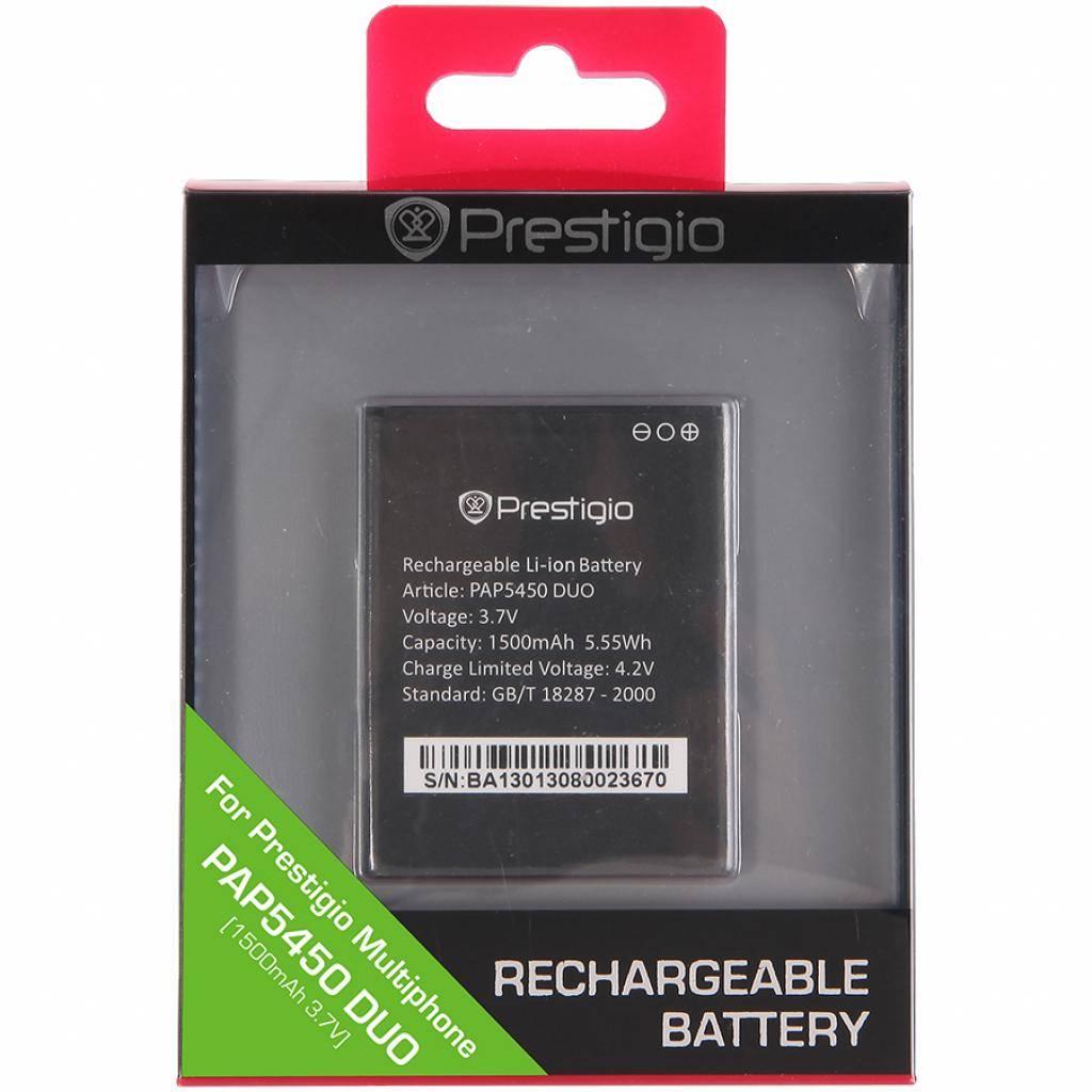 Аккумуляторная батарея PRESTIGIO PAP5450BA