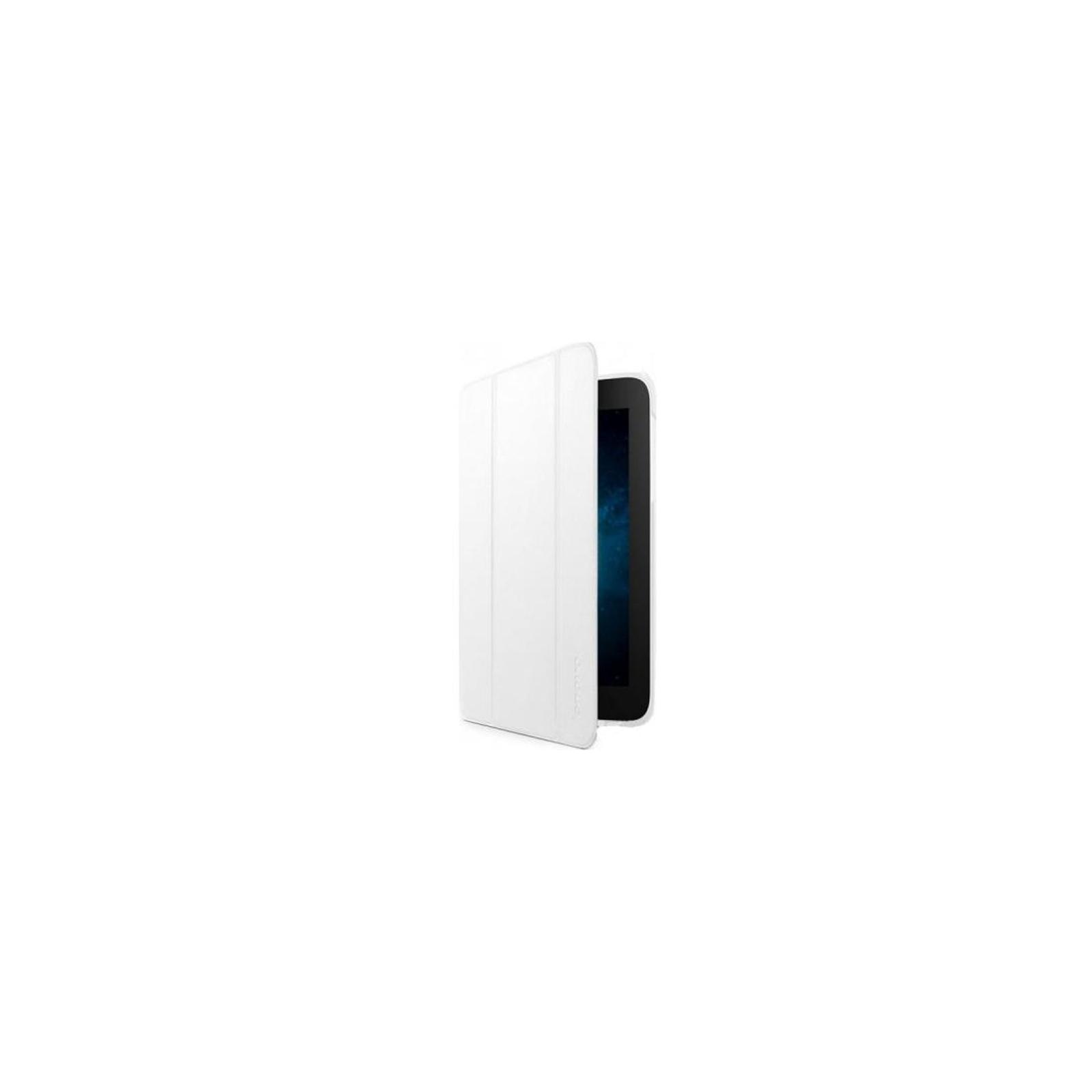 """Чехол для планшета Lenovo 7"""" А3300 Folio Case and film white (888016764)"""