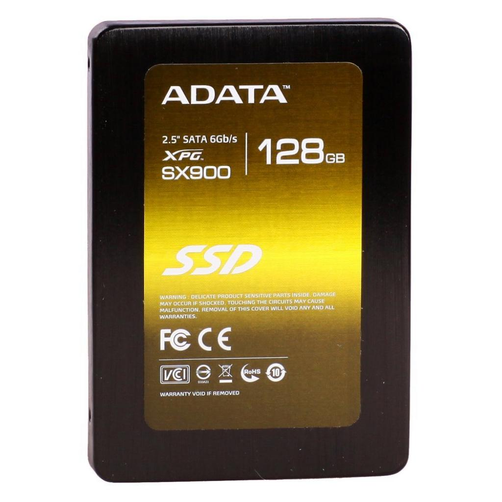 """Накопитель SSD 2.5"""" 128GB ADATA (ASX900S3-128GM-C)"""