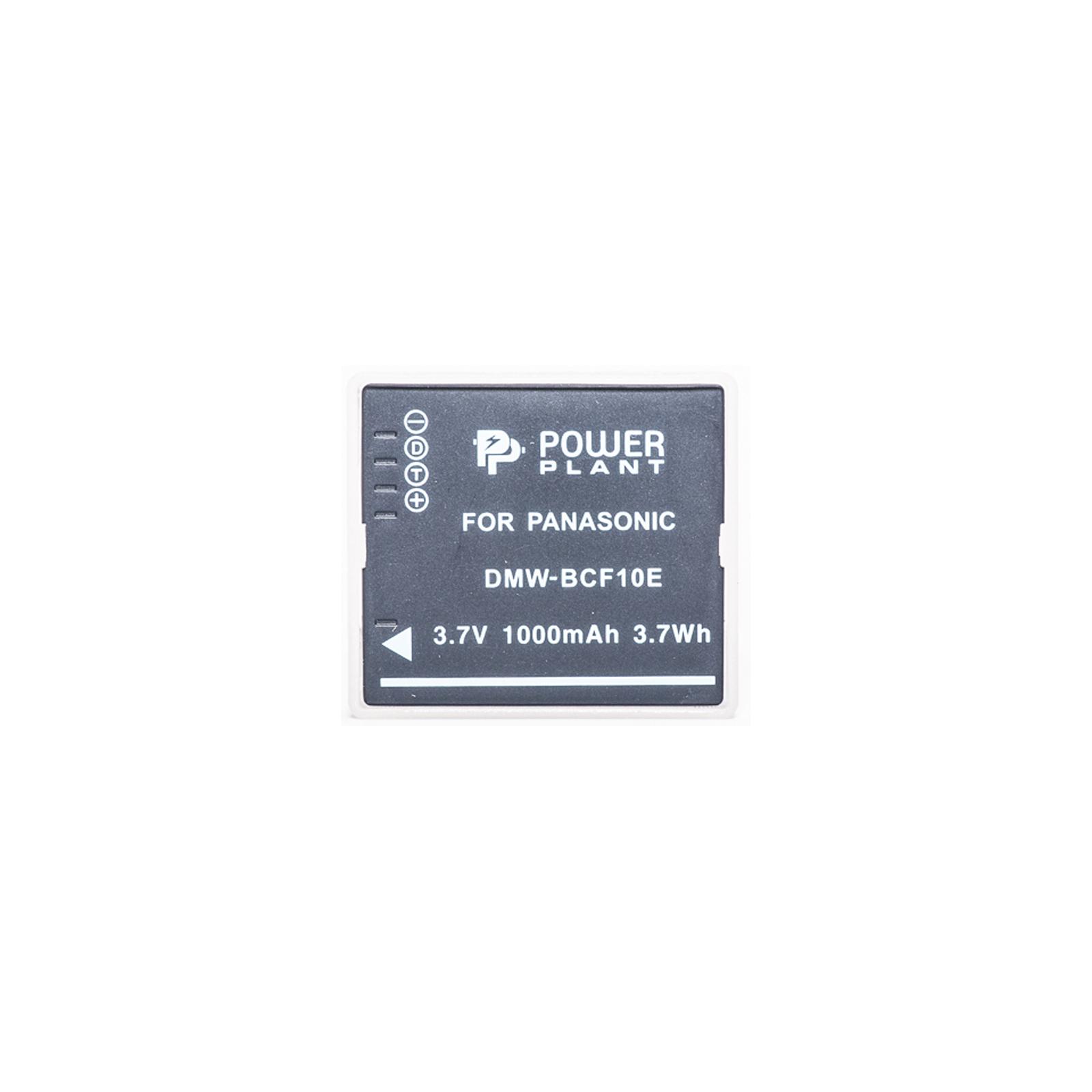 Аккумулятор к фото/видео PowerPlant Panasonic DMW-BCF10E (DV00DV1254) изображение 2