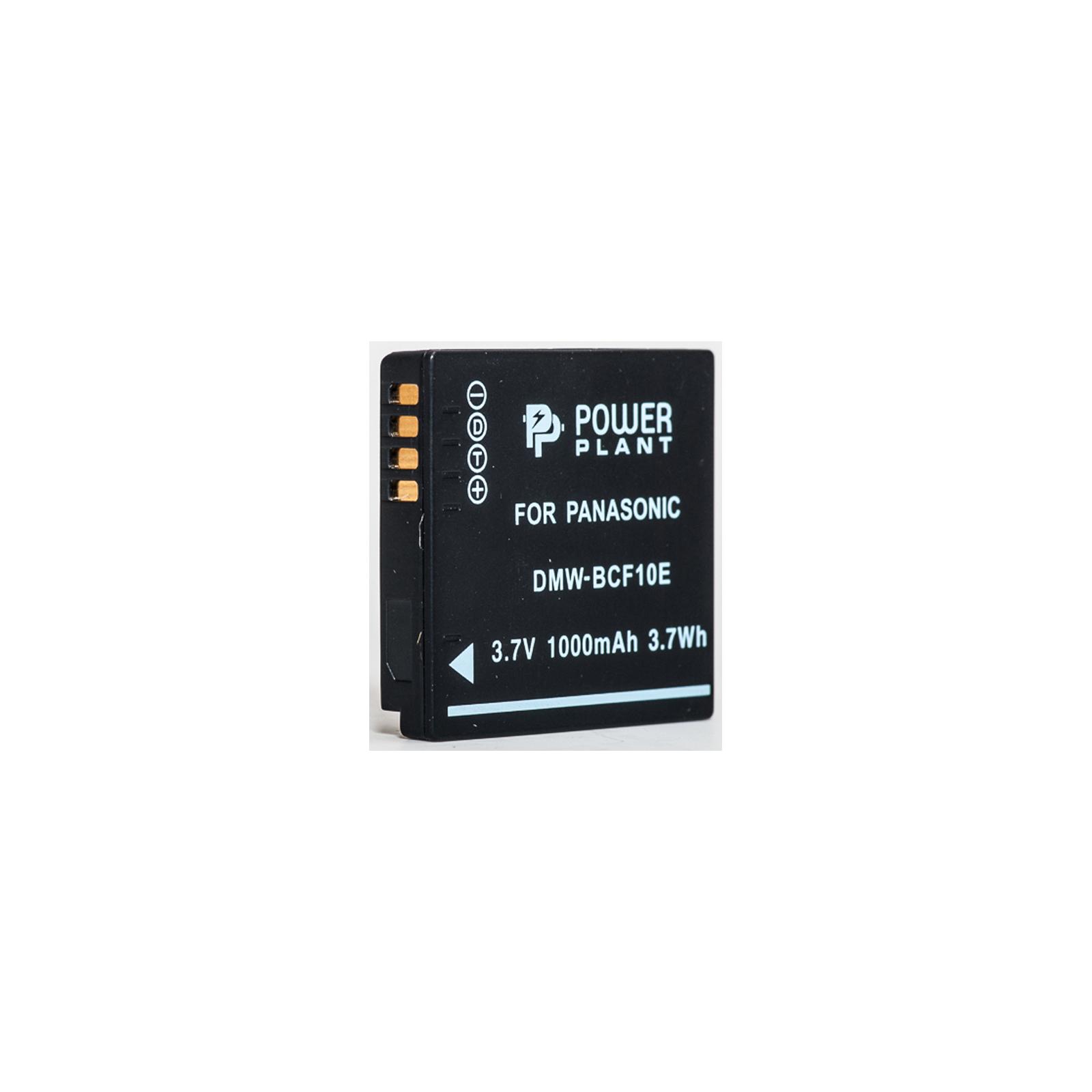 Аккумулятор к фото/видео PowerPlant Panasonic DMW-BCF10E (DV00DV1254)