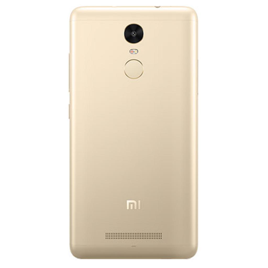 Мобильный телефон Xiaomi Redmi Note 3 32Gb Gold (6954176848765) изображение 2