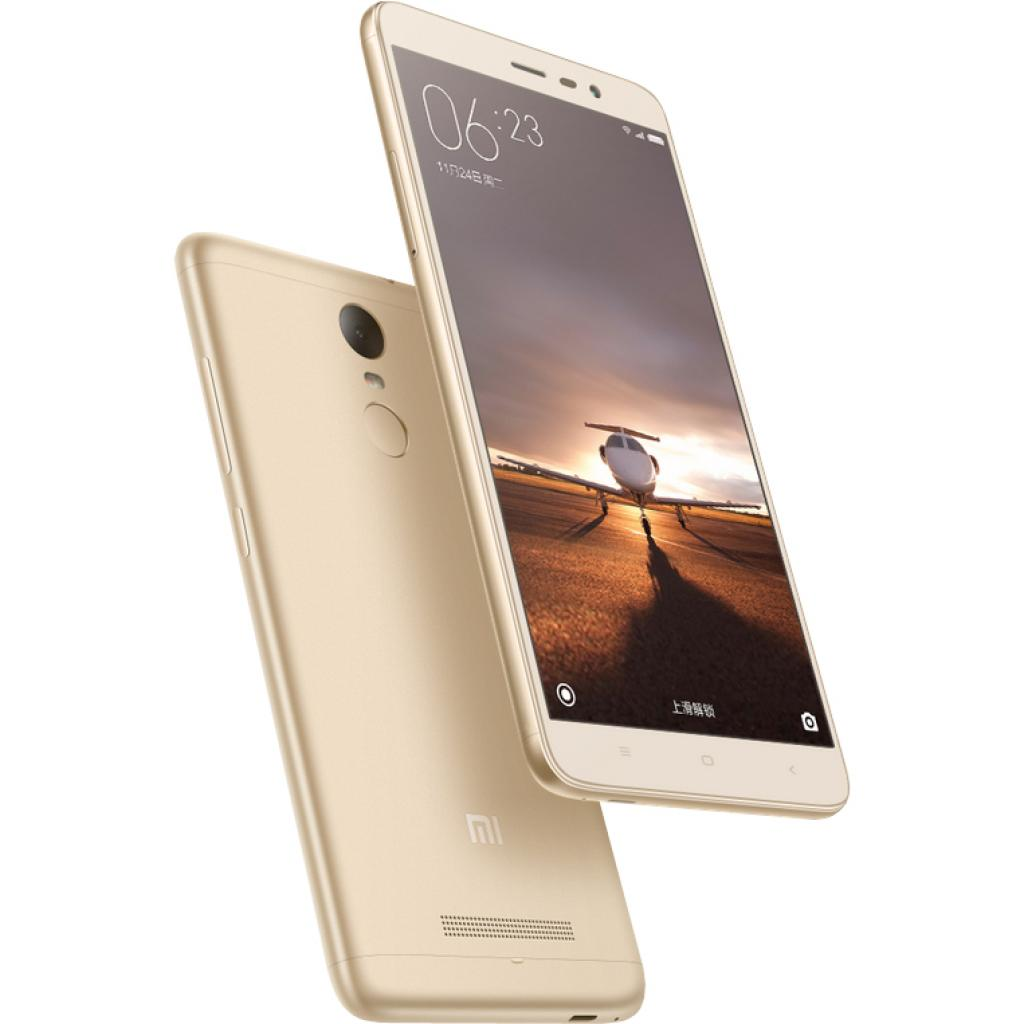 Мобильный телефон Xiaomi Redmi Note 3 32Gb Gold (6954176848765) изображение 6