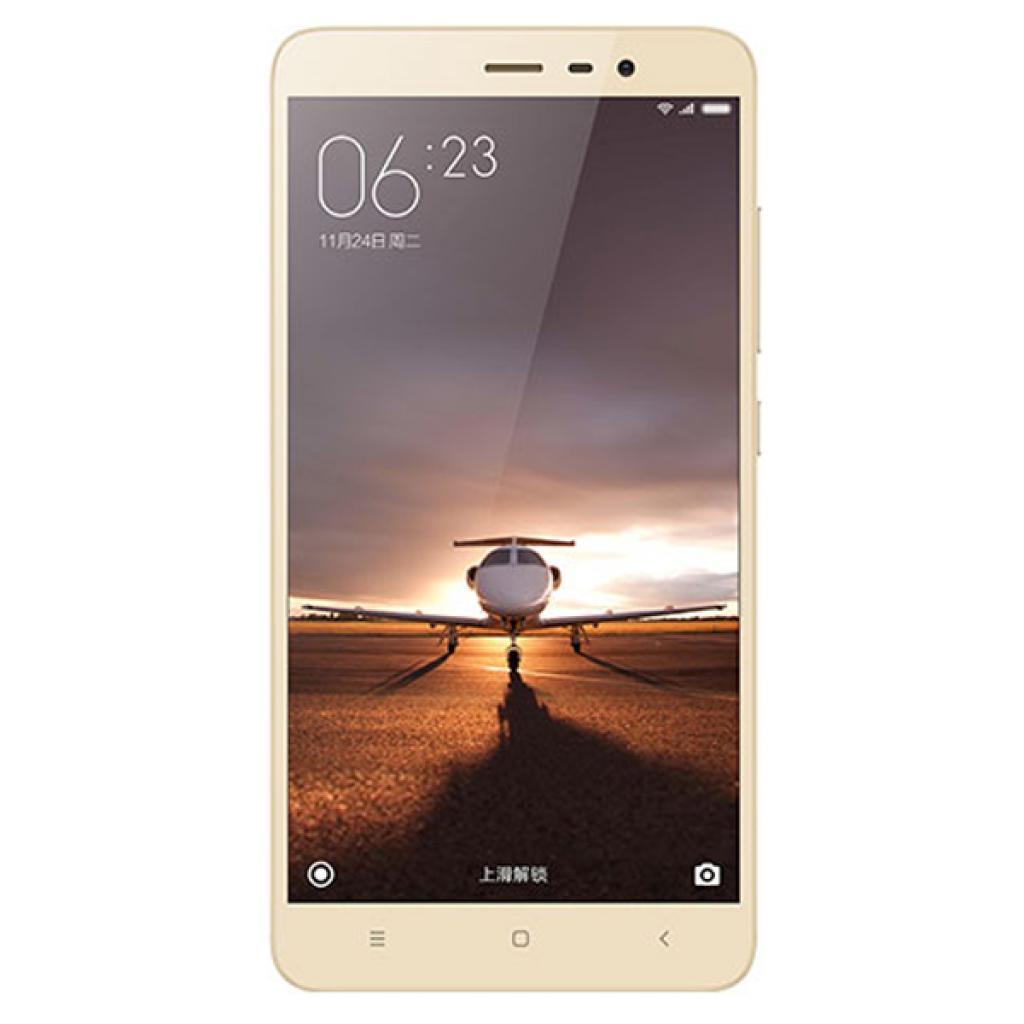 Мобильный телефон Xiaomi Redmi Note 3 32Gb Gold (6954176848765)
