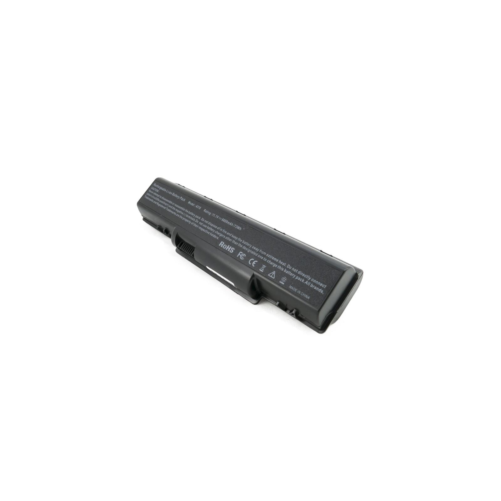 Аккумулятор для ноутбука Acer Aspire 4310 (AS07A41) 6600 mAh EXTRADIGITAL (BNA3907) изображение 2