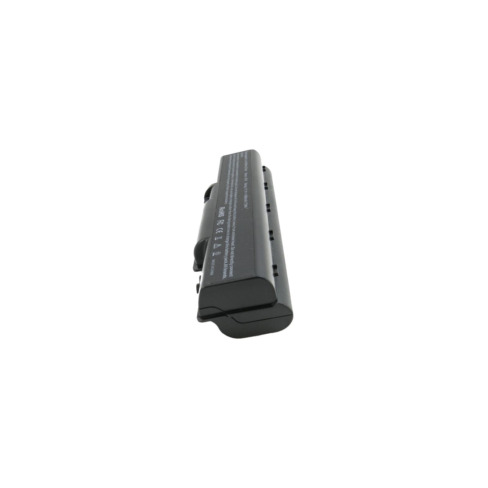 Аккумулятор для ноутбука Acer Aspire 4310 (AS07A41) 6600 mAh EXTRADIGITAL (BNA3907) изображение 5