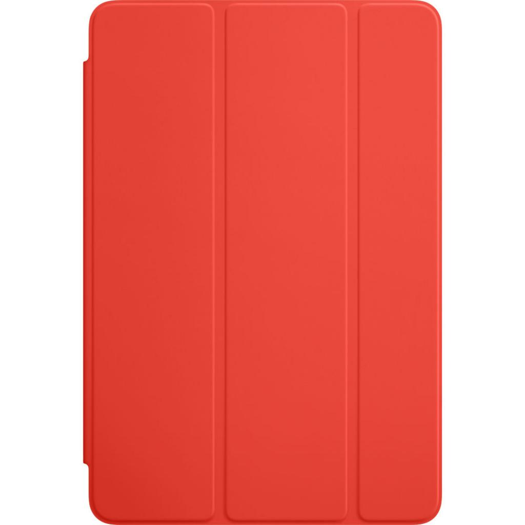 Чехол для планшета Apple Smart Cover для iPad mini 4 Orange (MKM22ZM/A)