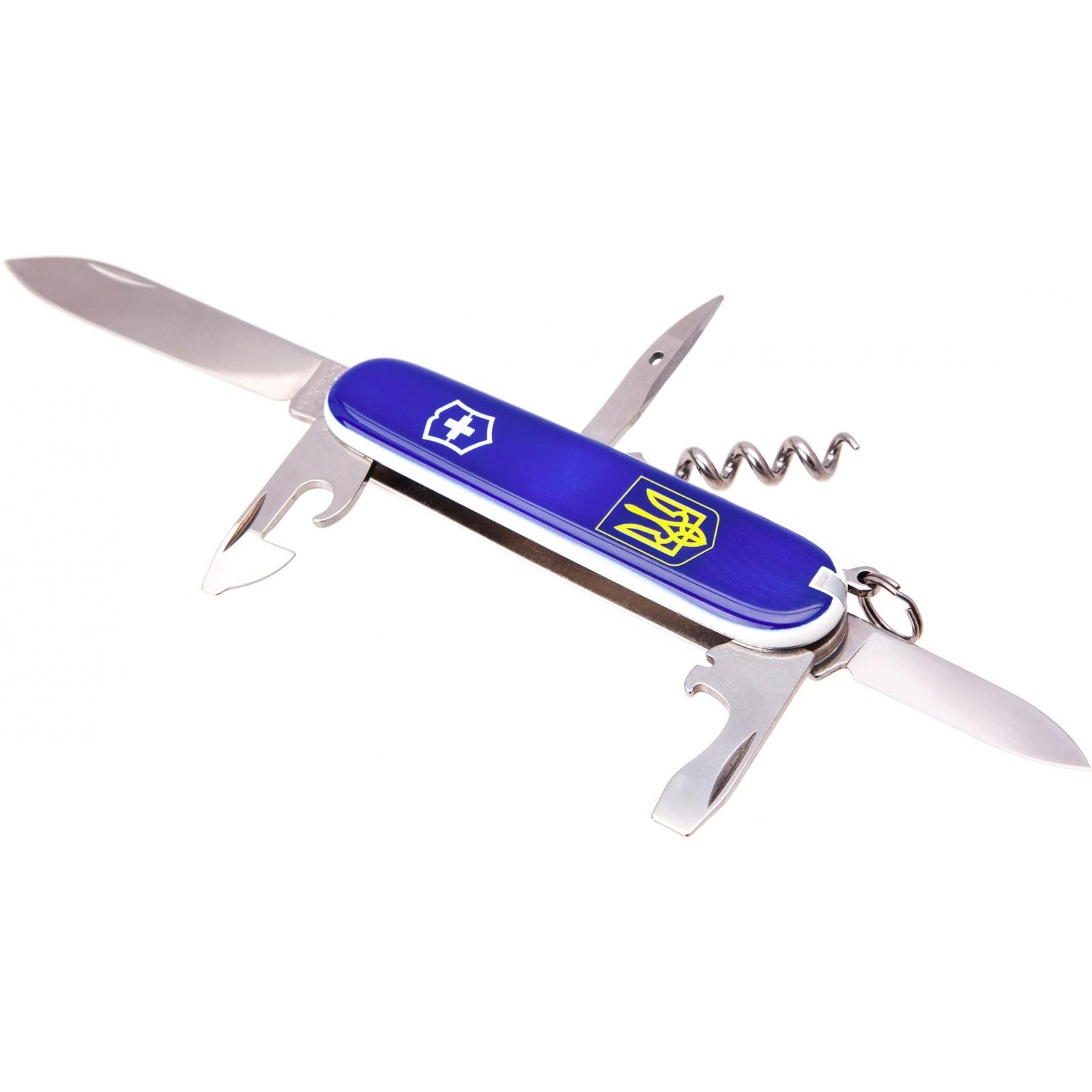 Нож Victorinox Swiss Army Spartan Тризуб (1.3603.7R2)