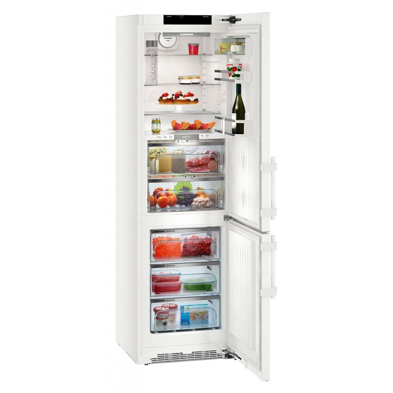Холодильник Liebherr CBNP 4858 изображение 5