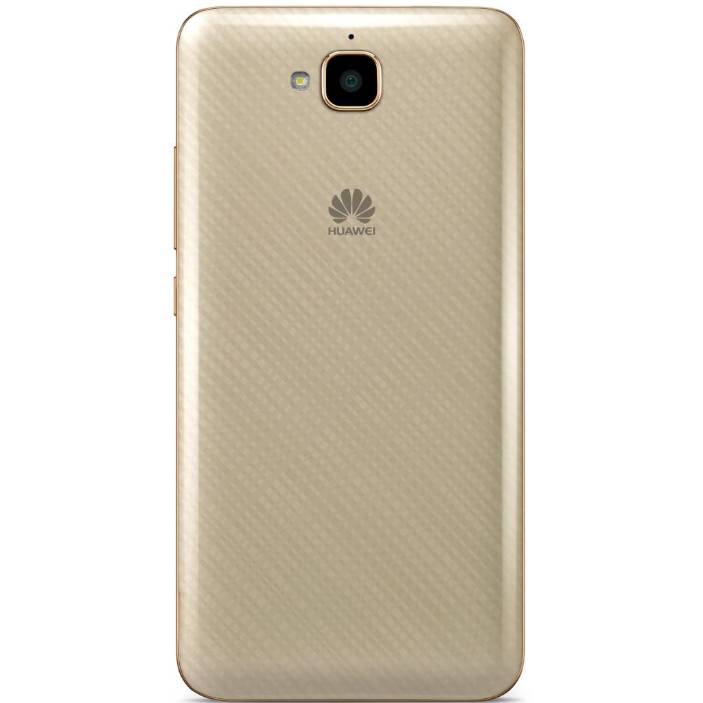 Мобильный телефон Huawei Y6 Pro Gold изображение 2