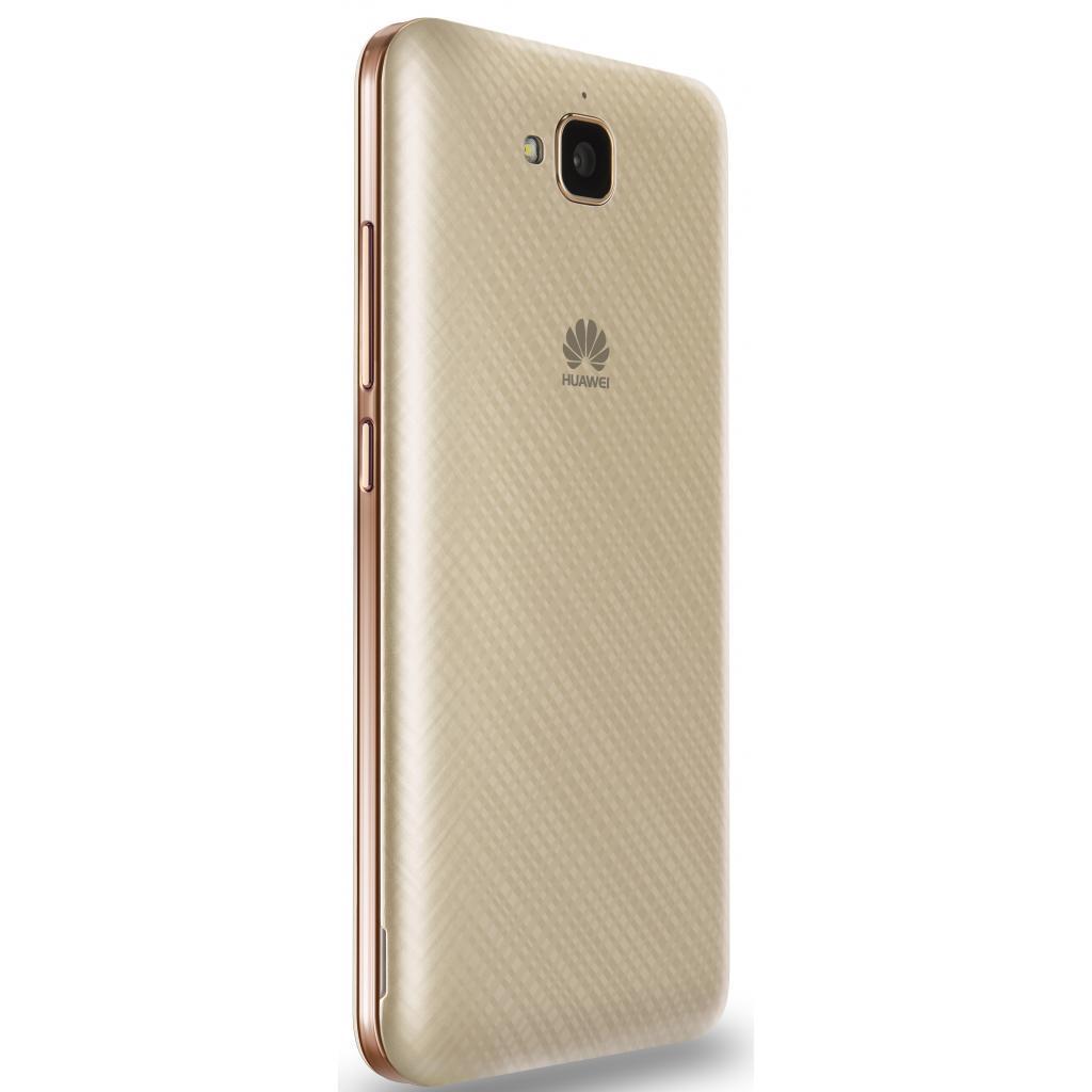 Мобильный телефон Huawei Y6 Pro Gold изображение 4