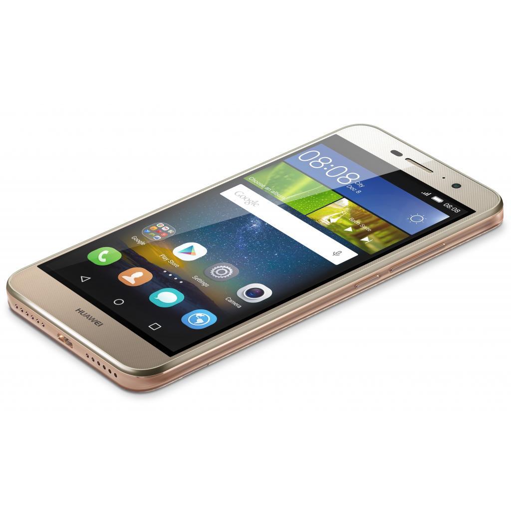 Мобильный телефон Huawei Y6 Pro Gold изображение 6