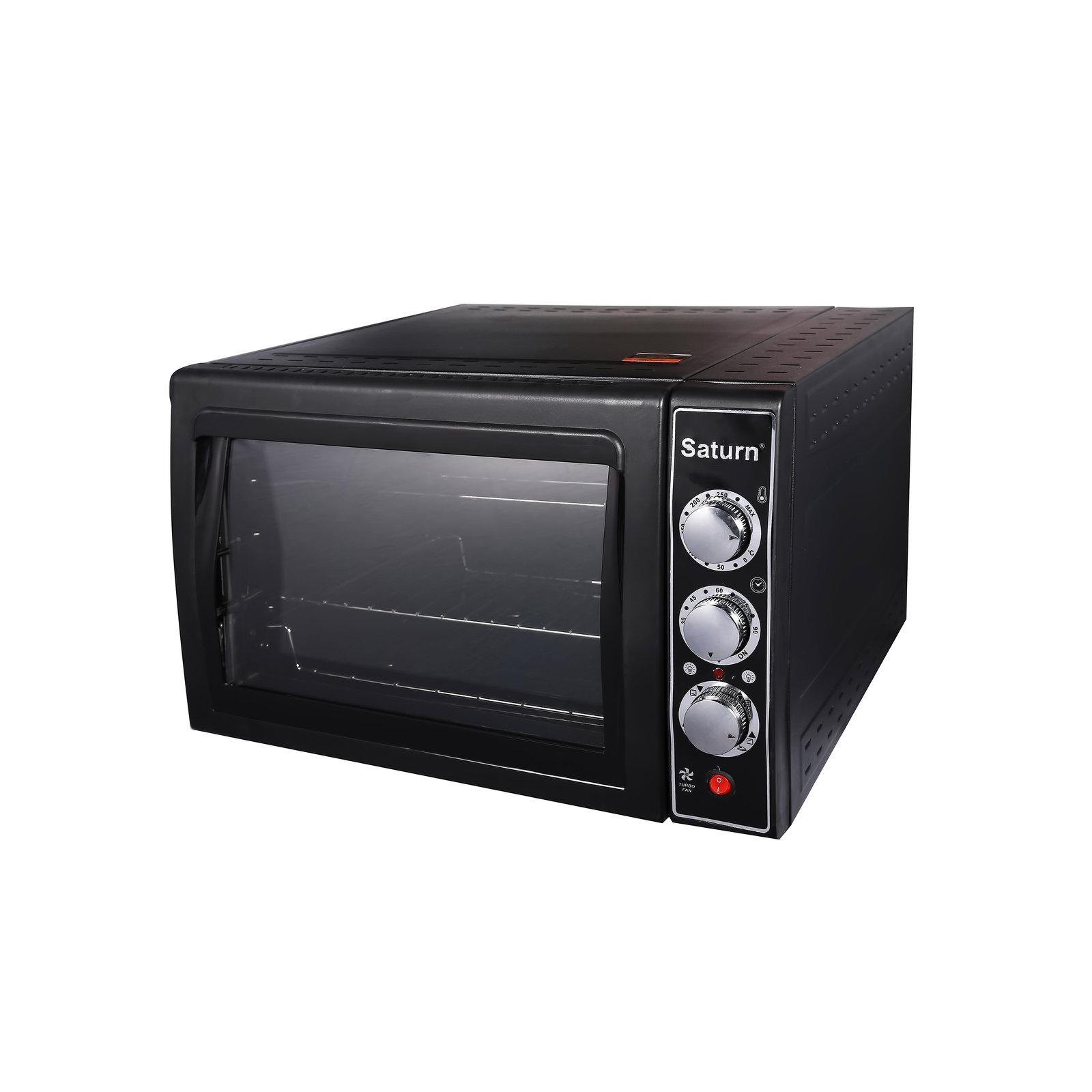 Электропечь SATURN ST-EC 1078 Black (ST-EC1078 Black)