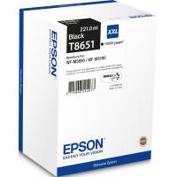 Картридж EPSON WF-M5190/WF-M5690 black (10 000 стр) (C13T865140)