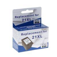 Картридж MicroJet для HP №21XL Black (HC-E01X)