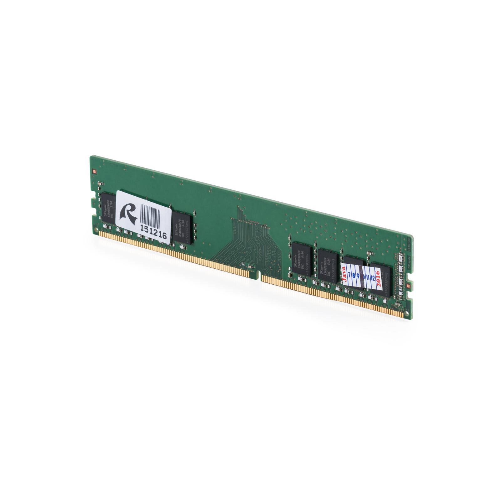 Модуль памяти для компьютера DDR4 8GB 2400 MHz Hynix (HMA81GU6AFR8N-UHN0) изображение 3
