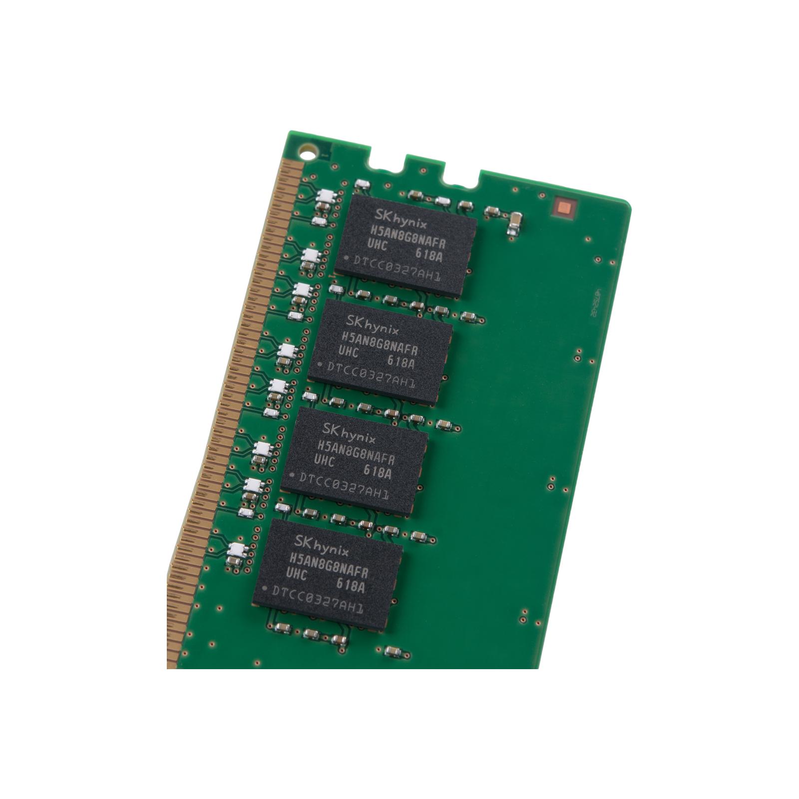 Модуль памяти для компьютера DDR4 8GB 2400 MHz Hynix (HMA81GU6AFR8N-UHN0) изображение 4