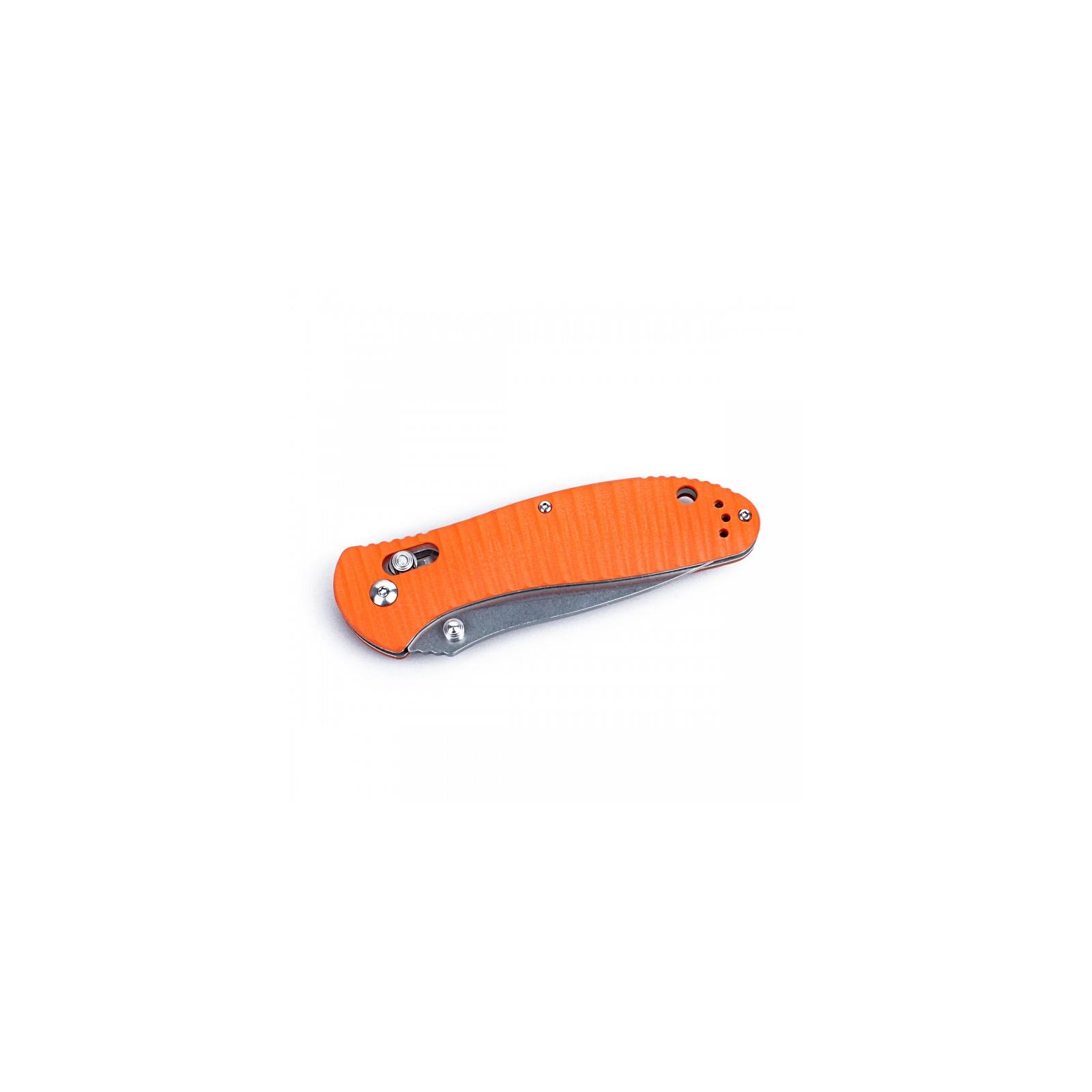 Нож Ganzo G7392P оранжевый (G7392P-OR) изображение 3