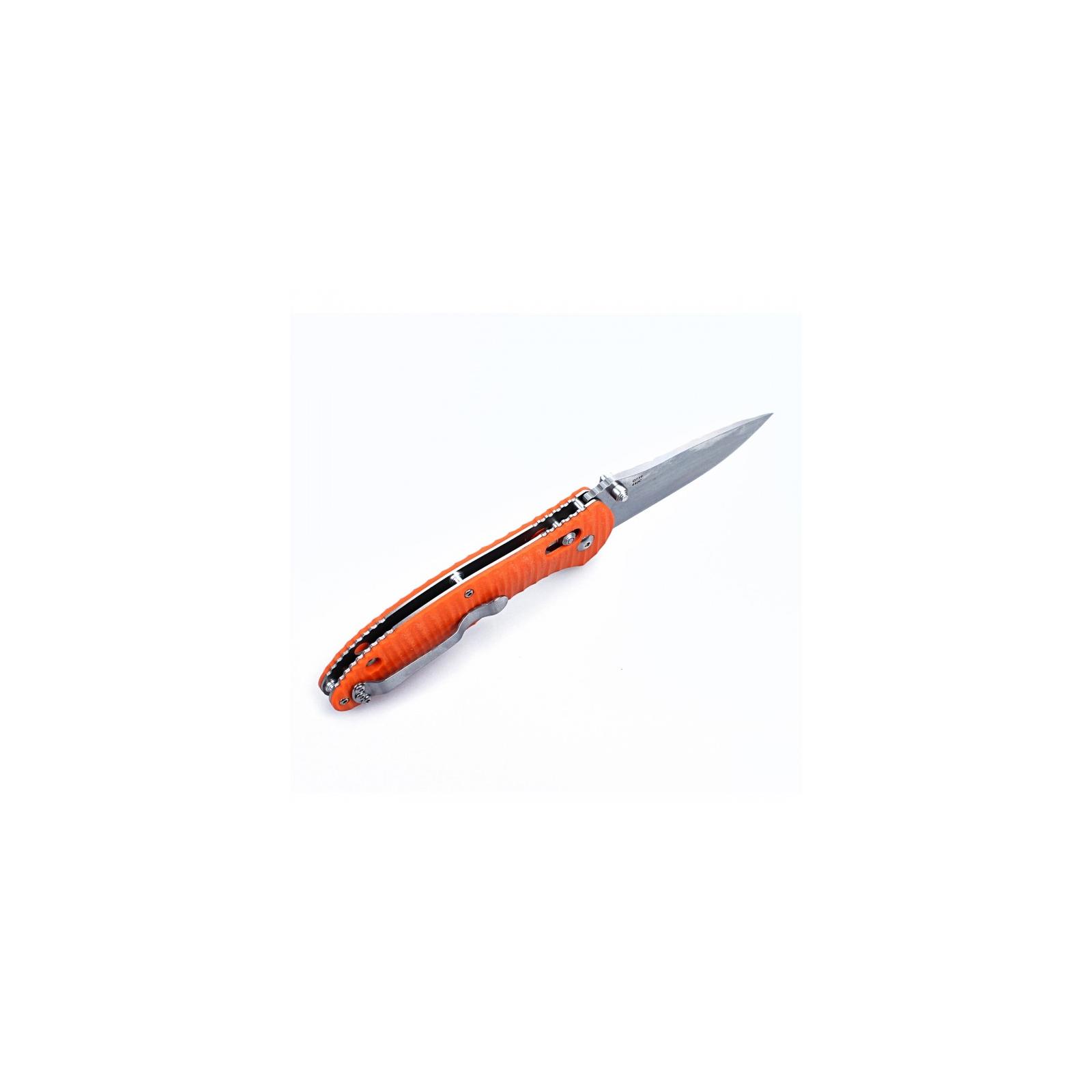 Нож Ganzo G7392P оранжевый (G7392P-OR) изображение 5