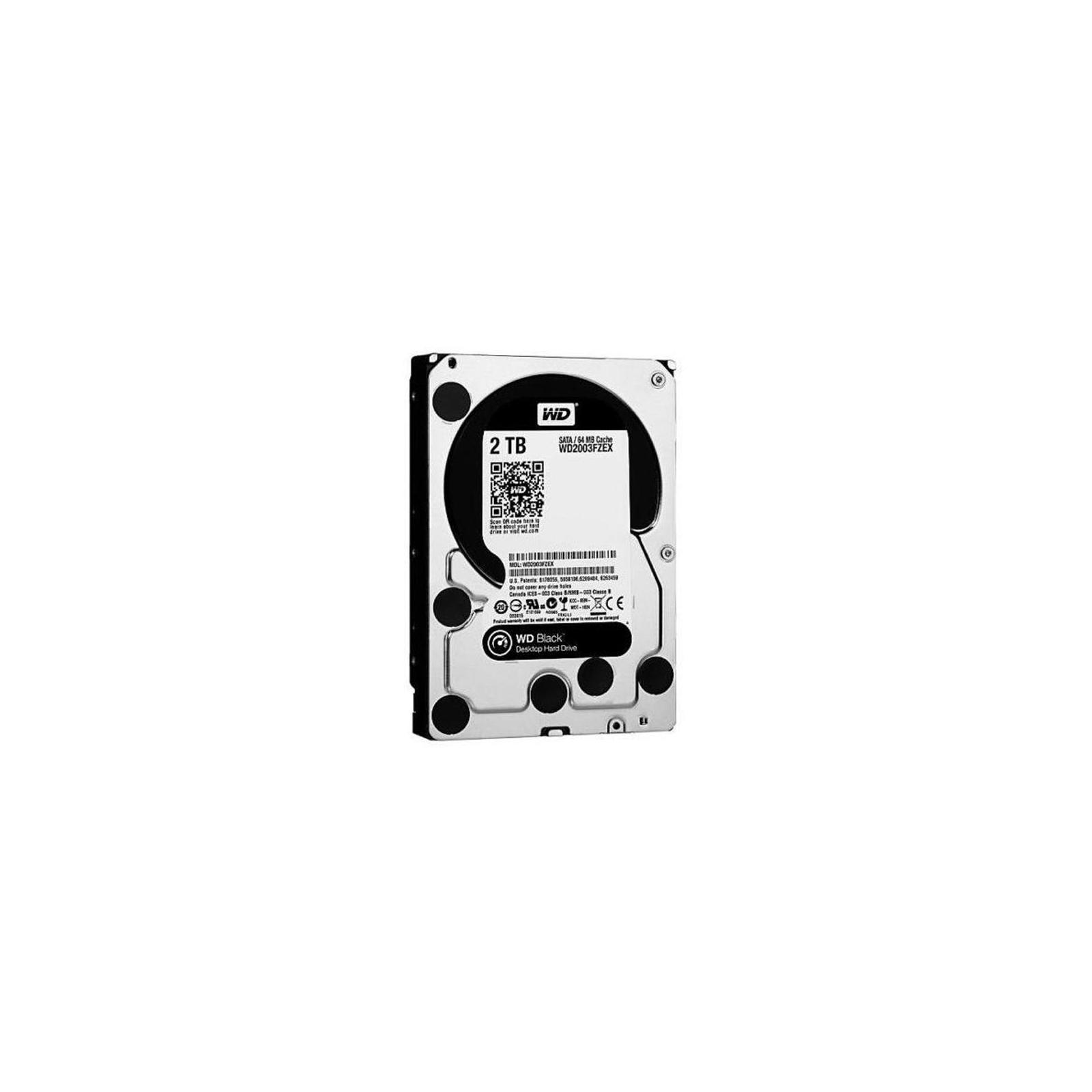 """Жесткий диск 3.5"""" 2TB WD (#WD2003FZEX-FR#) изображение 2"""