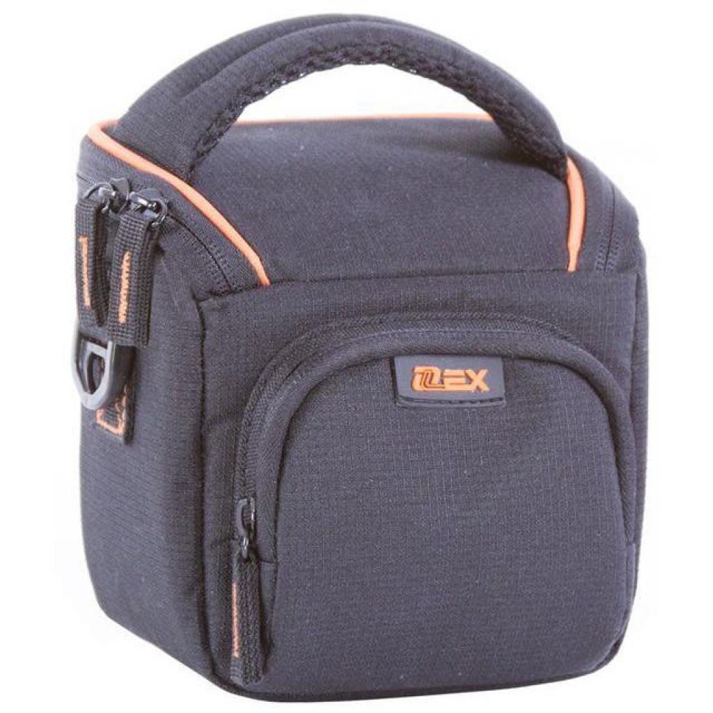 Фото-сумка D-Lex LXPB-4340R-BK