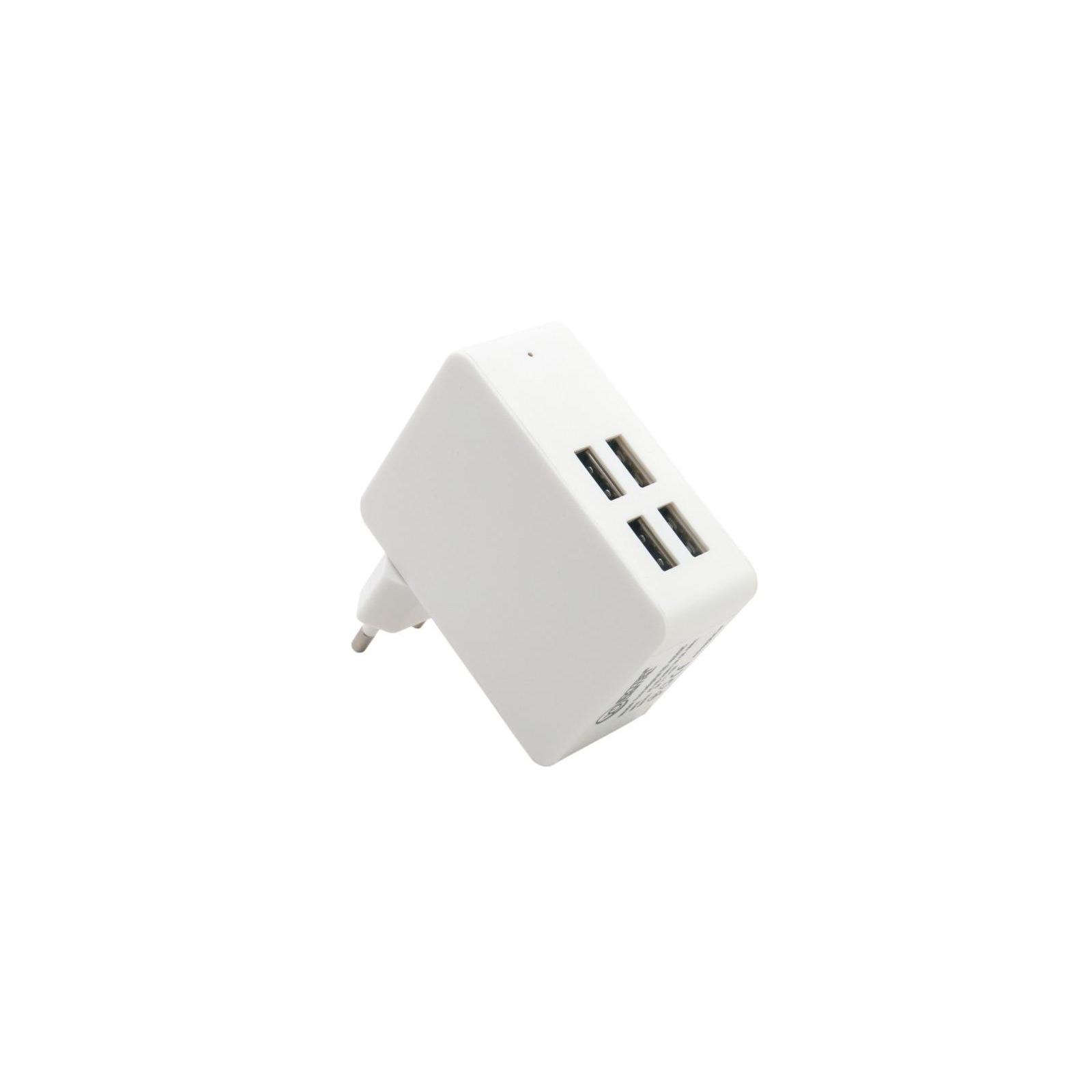 Зарядное устройство Extradigital IQ Charger ED-4U20IC 4*USB, 4A (CUE1527)