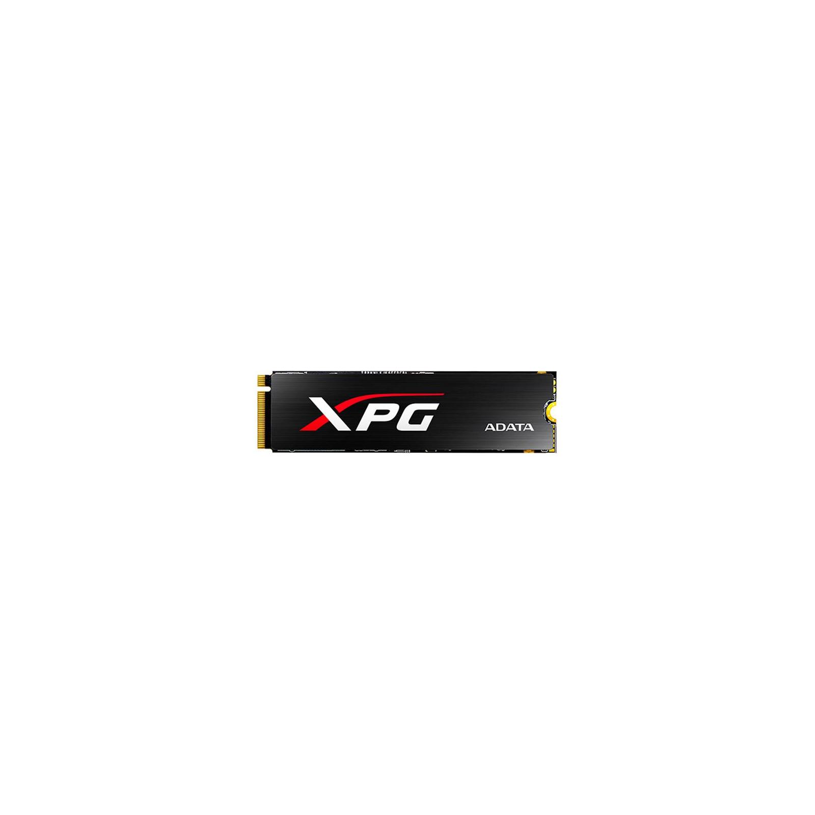 Накопитель SSD M.2 2280 256GB ADATA (ASX8000NPC-256GM-C) изображение 5